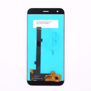 100% Original Replacement Lcd Touch Screen For ZTE A512