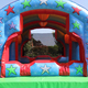 high quality funworld inflatable bouncer ball pool for adults and kids