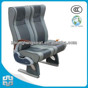 Double Seat Ztzy3170fzhongtong Bus Leather Seat /bus Seat Armrest ...