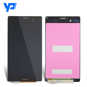 low price china high quality mobile phone lcd display for sony xperia z3 d6633 d5803 lcd screen