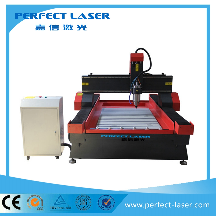 acrylic, double color boards, plastic, wood, ABS, PVC, MDF, PCB, copper, aluminum and various non-ferrous metal cnc router