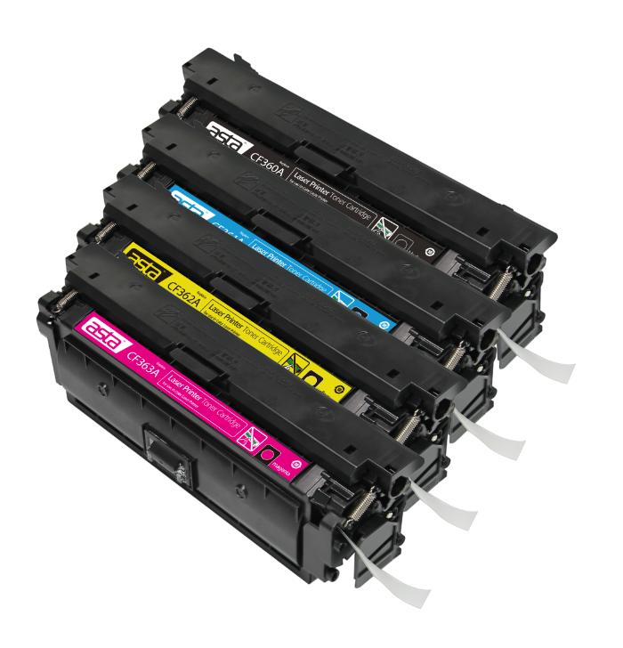 High Quality Toner Cartridge For Hp Cf360 Cf360x