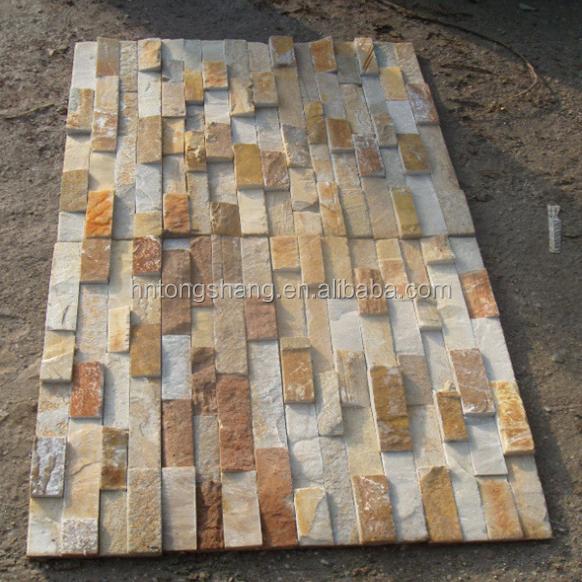 precios baratos de pizarra cultura piedra para outdoor pared fachadas