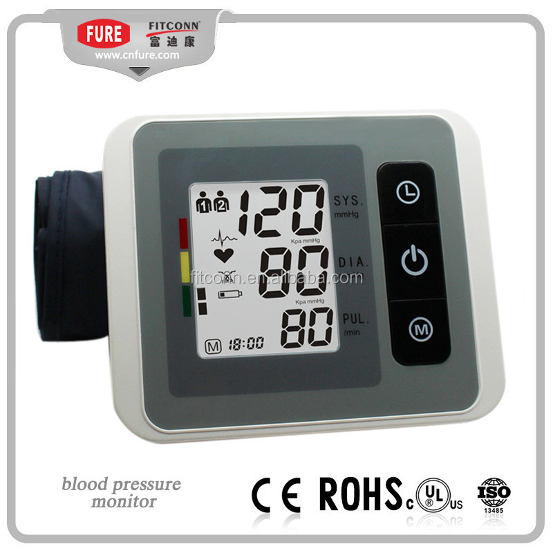 Factory Price Most popular Digital blood pressure monitor/arm blood pressure monitor