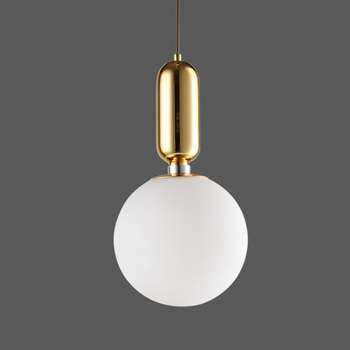 Round Pendant Light Hand N Gl Hanging Lamps Shades Lighting Lamp Product On