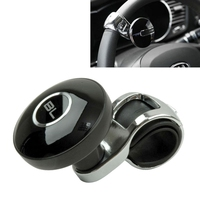 Car Vehicle Steering Wheel Spinner Knob Power Handle, Random Delivery