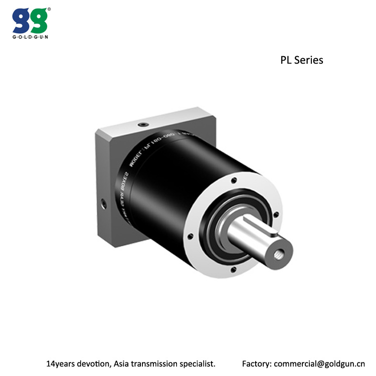PL/PF 60 Series Precision Planetary Gearboxes