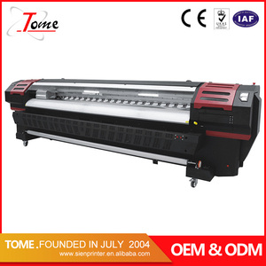 Crystal 4000 series wide format 3.2m solvent printer