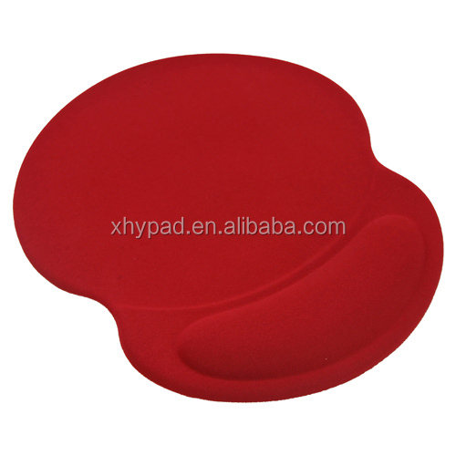custom gel arm rest mouse pad