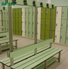 Jialifu compact laminate long bench for sauna room