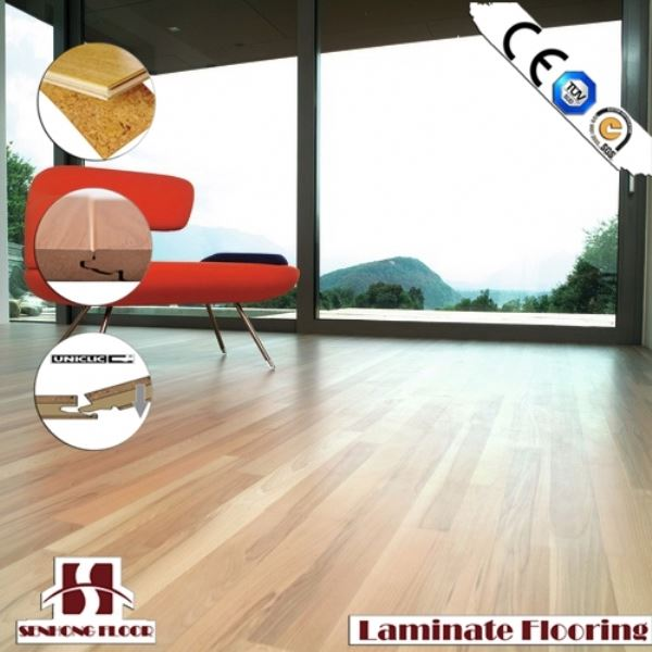 Top Quality grey oak laminate flooring