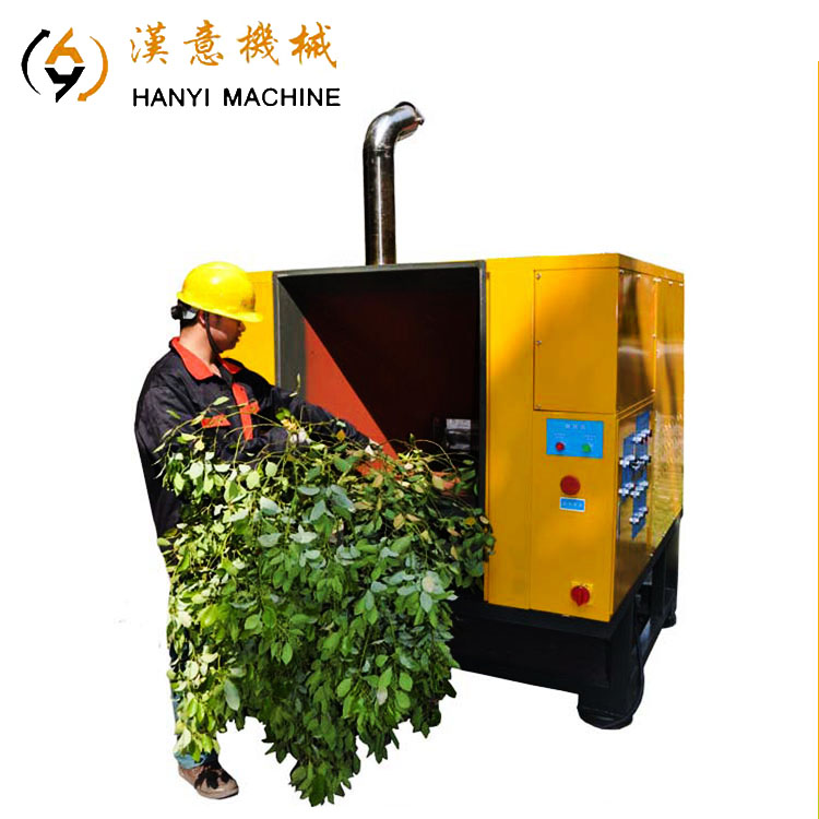 Big customized 13hp manual garden agriculture waste chipper shredder