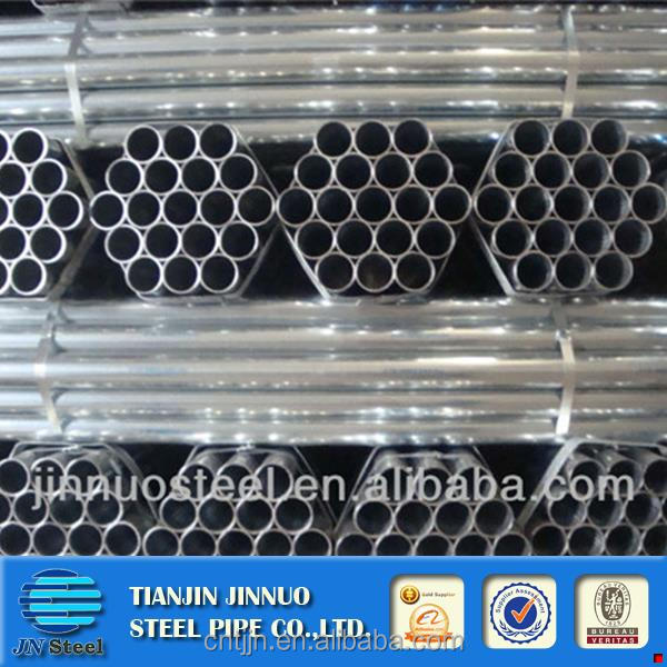 China Trade Assurance Manufacturer pre galvanized pipe pre-galvanized steel pipe for furniture