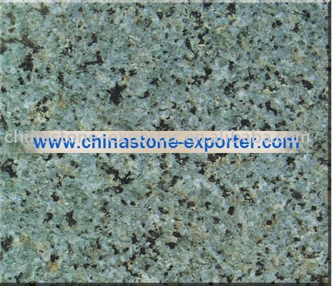 hassan green color stone granite stone tiles