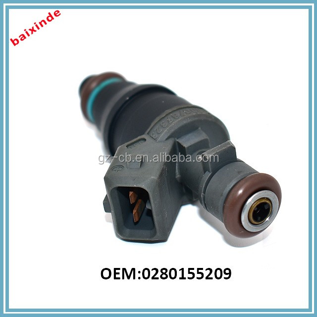 For MercedesS/BENZs Fuel Injector/Nozzles OEM 0280155209 Fuel Injection