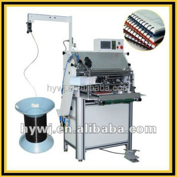 SWM-450N Automatic Single Steel Sprial Forming & Binding Machine fast speed suitable various sizes