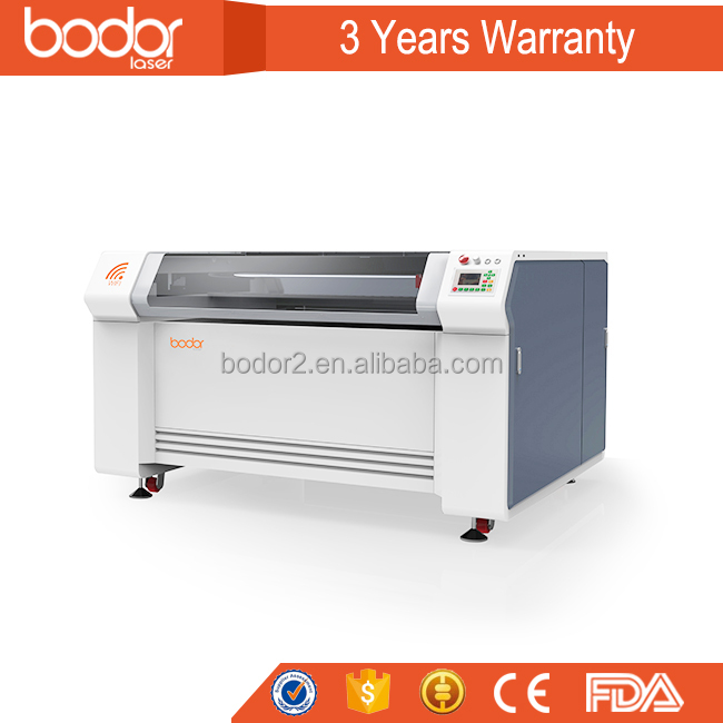 BCL-X Series Co2 laser machine distributor cut leather and acrylic in China with Swiss design and 3 years warranty