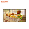 Commercial Grade 43inch Digital Signage Menu board All in One Advertising Screen