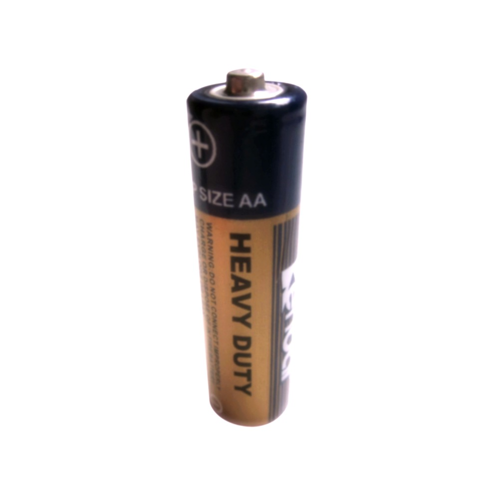 R6P AA Liwang Kendal Carbon Zinc Battery 1.5V with best quality