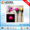 Wholesale China Factory Provide Cheap Outdoor RGB Plastic Solar Tulip Flower Light