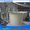 Professional High Quality RAS Fish Farm Aquaculture Tanks