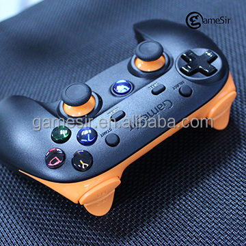 GameSir G3s 2.4GHz Wireless Bluetooth Gamepad Controller for Android TV BOX Smartphone Tablet PC (Orange) фото