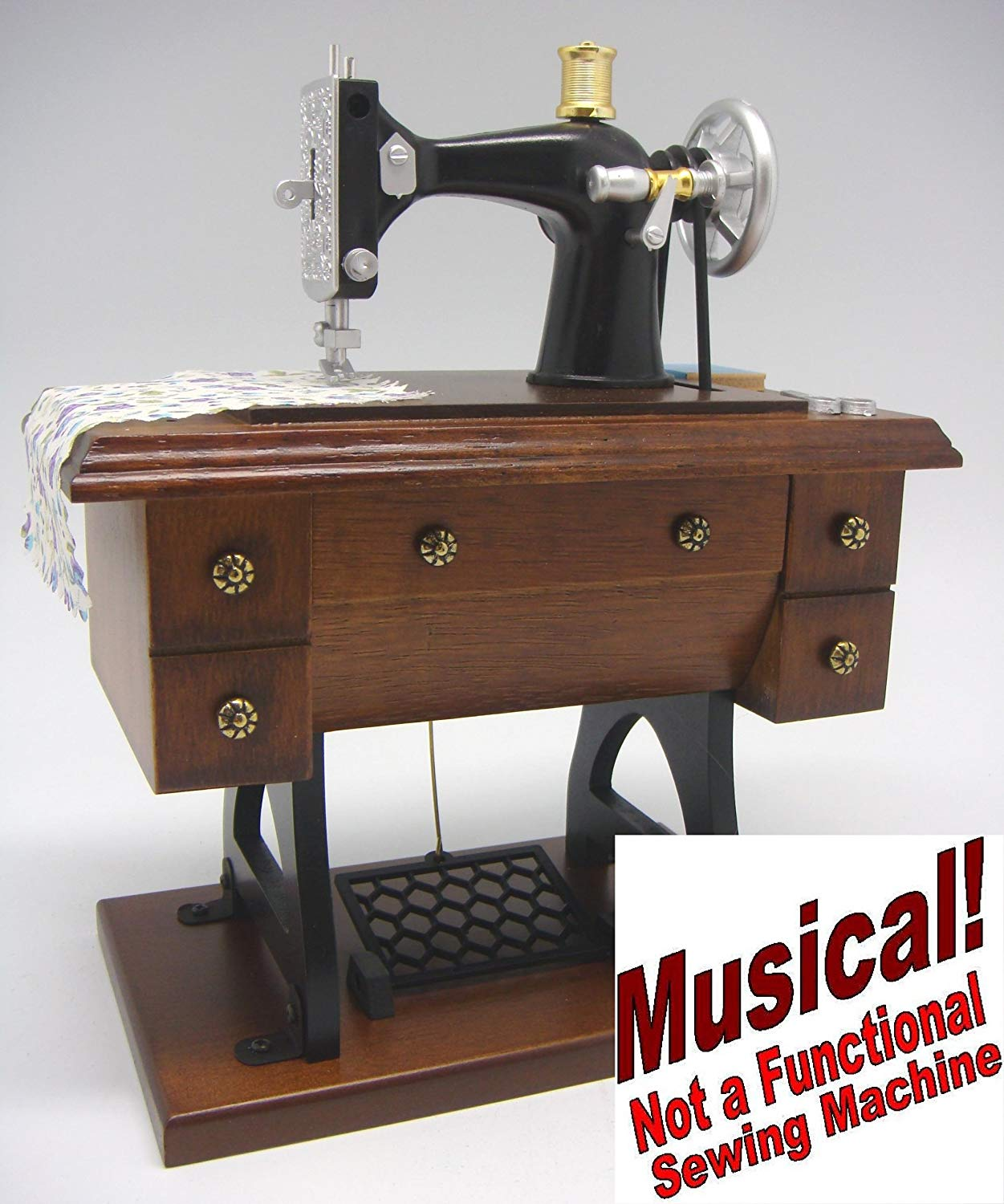 Remarkable, vintage sewing machine value And have