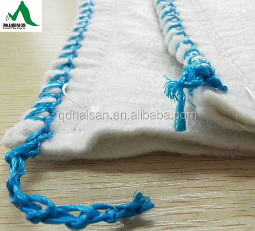 Durable PP non woven geotextile sand bag for slope fixation