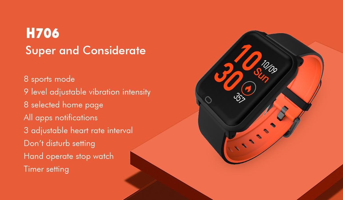 multi sport modes tracking healthy fitness waterproof smart bracelet for android  ios phone