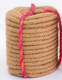 raw jute straw rope