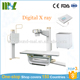 Radiographic device 600ma digital high frequency x-ray equipment / x ray machine prices (MSLHX06F)