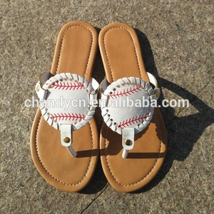 ccb4d0b169673e Wholesale Monogram Softball Sandals