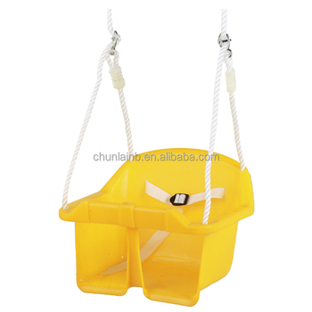 Plastic Baby Swing Chair Seat Pation Swing Seat Hanging Swing ...
