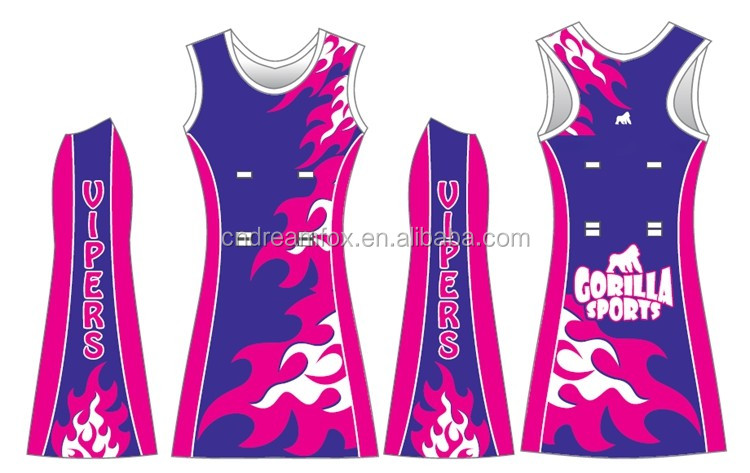 Sublimatie korfbalvereniging jersey, custom korfbalvereniging uniformen, custom korfbalvereniging dragen