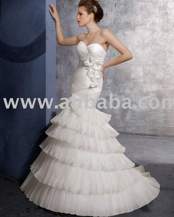 Ball Gown Roses Wedding Dress, Ball Gown Roses Wedding Dress ...