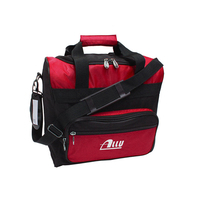 Impression Red/Black Bowling Bag