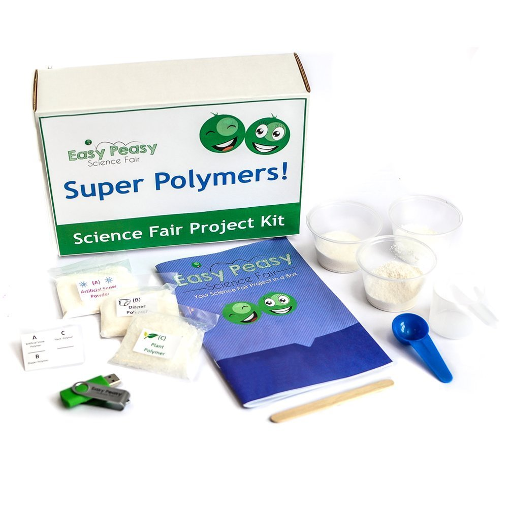 science fair project kits Then utilize our incredible section of artist supplies and art tools to format your science fair project shop online or in-store for a wide range of styles and sizes, and find the perfect science fair board for your project.