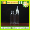 pet bottle blowing machine making pet glue bottle 60ml