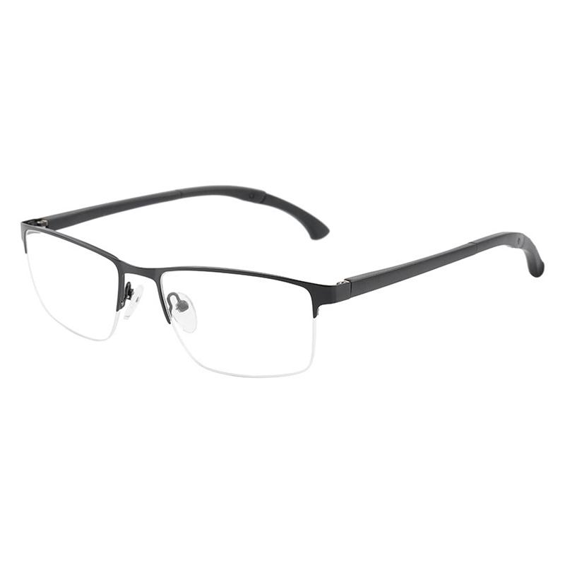 Colorful TR90 Temple Eyewear Metal For Men Optical Frames фото