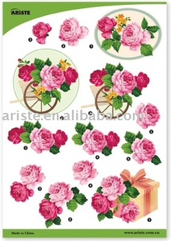 22006 3d Decoupage Paper , Buy 3d Decoupage Paper,Papers,3d Paper Products  Product on Alibaba.com