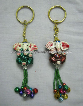 Made In India Keychain Or Key Ring
