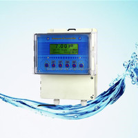 pHG-3081B BOQU Hottest High precise Water analysis Digital Online Industrial acid meter / ph meter