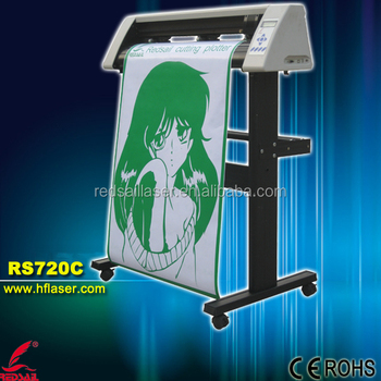Hot Sale Redsail Sticker Vinyl Cutter Plotter Rs720c With