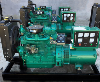 2019 China Best Factory Price High Quality Super Silent Permanent Magnet Marine2500kva Diesel Generator Set Price