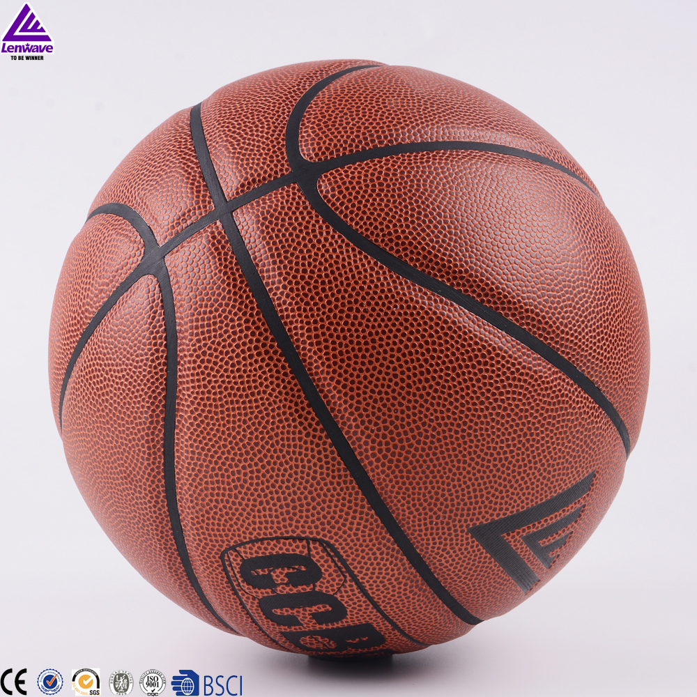 Top kwaliteit Fabrikant direct koop custom microfiber basketbal bal