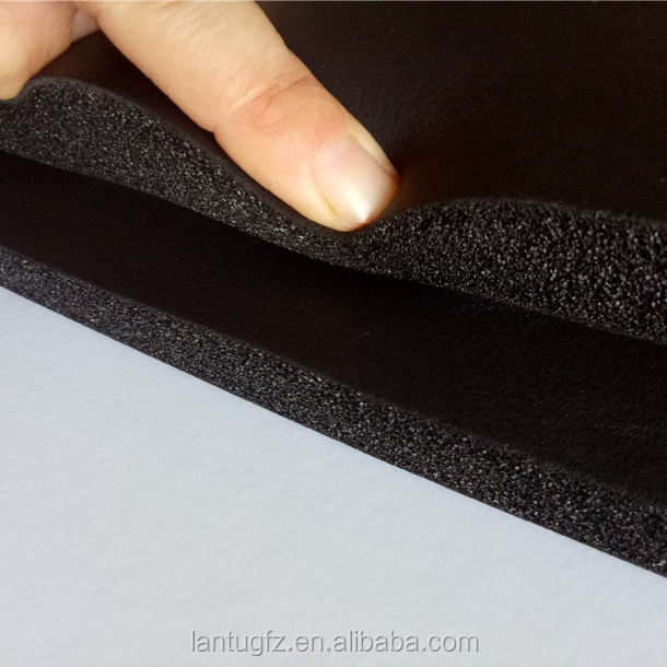 Manufacturer wholesale closed-cell elastomeric insulation NBR/PVC rubber foam