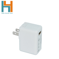 2019 Cheap Wholesale Price US USB Charger Adapter 5V 2A