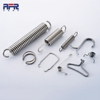 Customized small extension springs with loop and hook precise extension spring