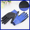 Yhao amazon supplier dipped gloves work industrial work hand gloves PU coated cut resistant safety gloves
