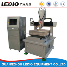 NEW ! cnc Steel aluminum copper engraving router machine guangzhou factory